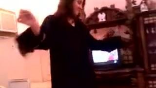 رقصه خليجي منقبه ترقص في اوضه النوم رقص خليجي رقص منزلي سكس رقص ...